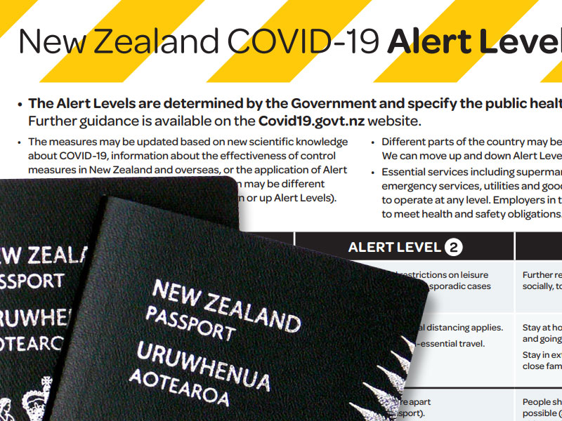 COVID-19 and Your Visa